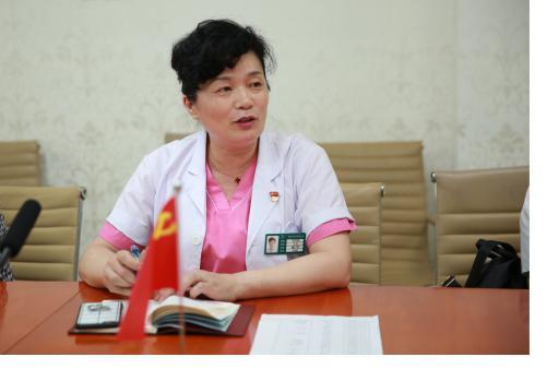 远东医院召开支部党员大会