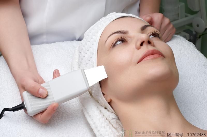 激光祛斑价格与医院设备有关