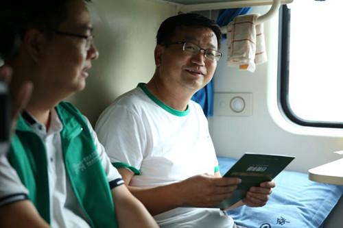远东青藏义诊活动成员-内科医生陈宇天主任