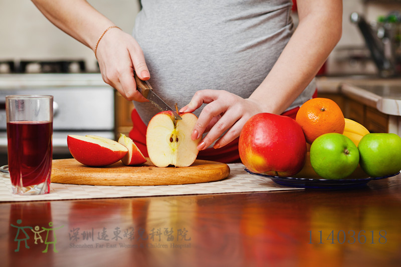 孕妇的饮食注意事项