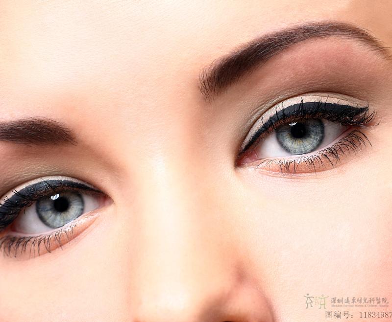 双眼皮术后护理和疤痕预防