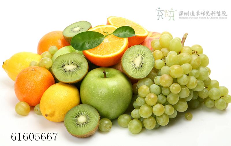 入秋不宜吃的水果