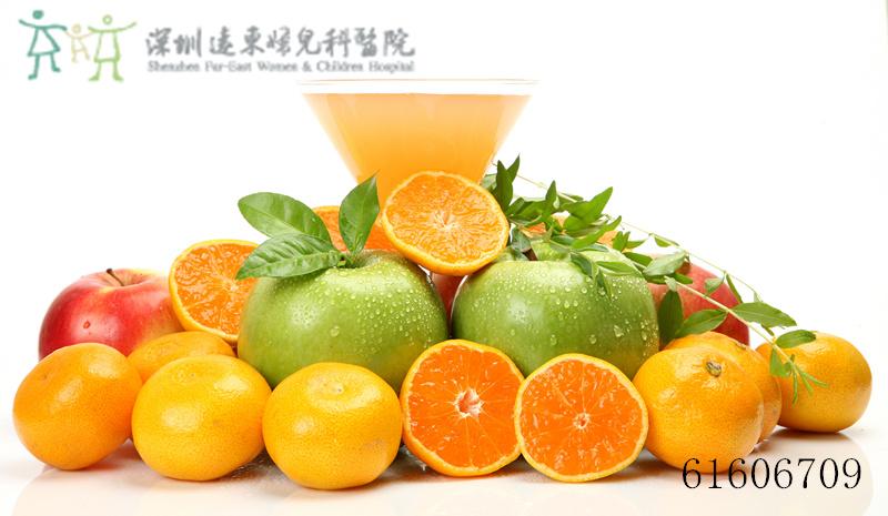 补充维生素c可以增强免疫力,苹果,橙子