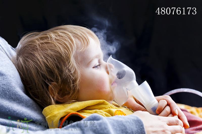 雾化对孩子身体是否有伤害