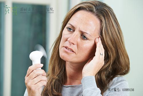 更年期综合征治疗方法