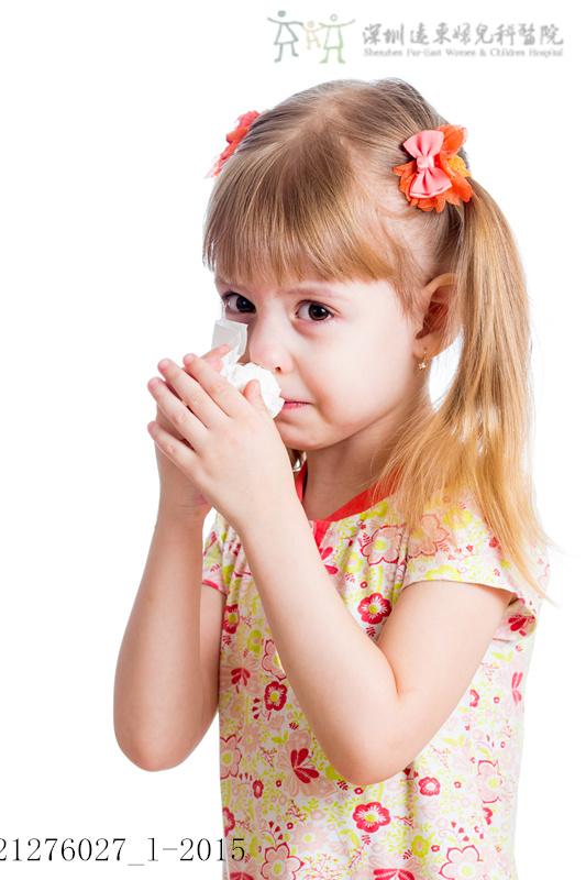 宝宝擤鼻涕
