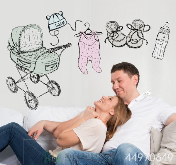 孕期身体变化