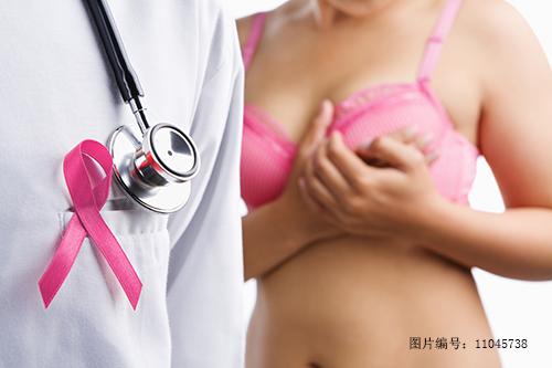 乳腺癌的症状