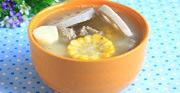 产妇开胃食谱:山药玉米排骨汤