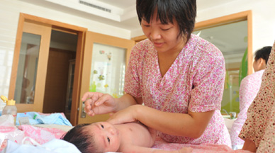 远东馨月馆新生儿护理