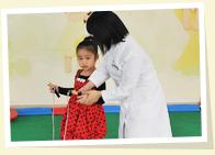 深圳儿童健康体检的360°系统化保健