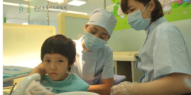 口腔科儿童诊室