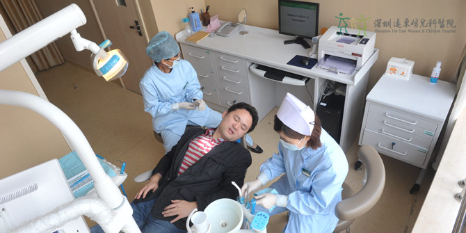 口腔科VIP病房环境