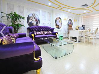 远东医疗美容科休息区