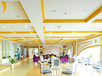 远东医疗美容科大厅